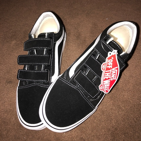 649d5ef652 Vans old school Velcro